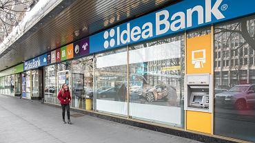 Placówka Idea Bank przy ulicy Marszałkowskiej