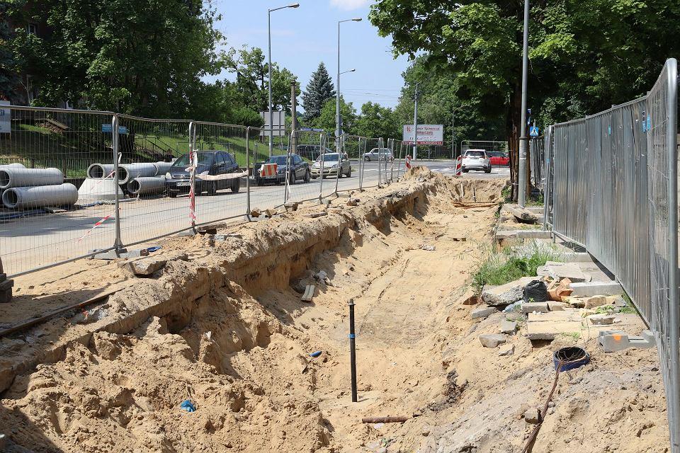 Zdjęcie numer 9 w galerii - Wielka przebudowa w centrum Gorzowa trwa już rok. Co się ostatnio zmieniło?