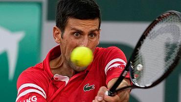 Kosmiczny mecz Djokovicia z Nadalem na Roland Garros! Kosmiczny! 4 godziny magii