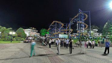 Park rozrywki w Pjongjangu