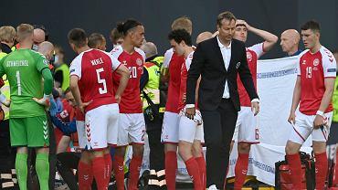 Duńczycy grzmią po dramacie Eriksena: UEFA kłamała!