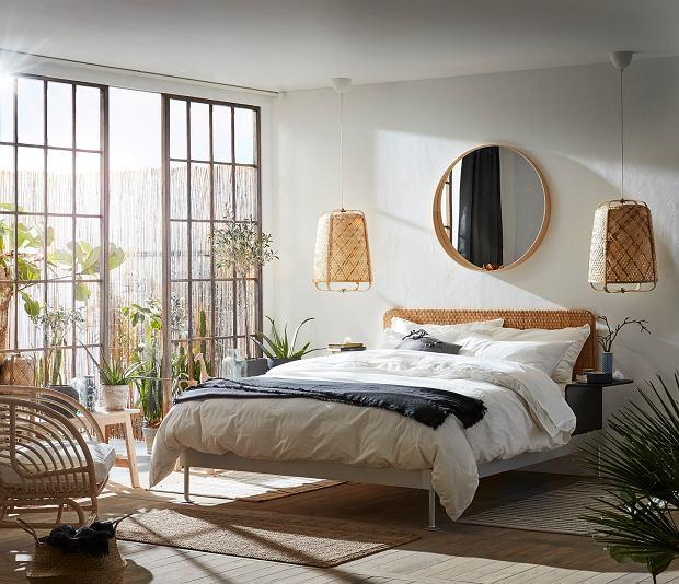 Sypialnia w stylu boho - inspiracje i aranżacje wnętrz