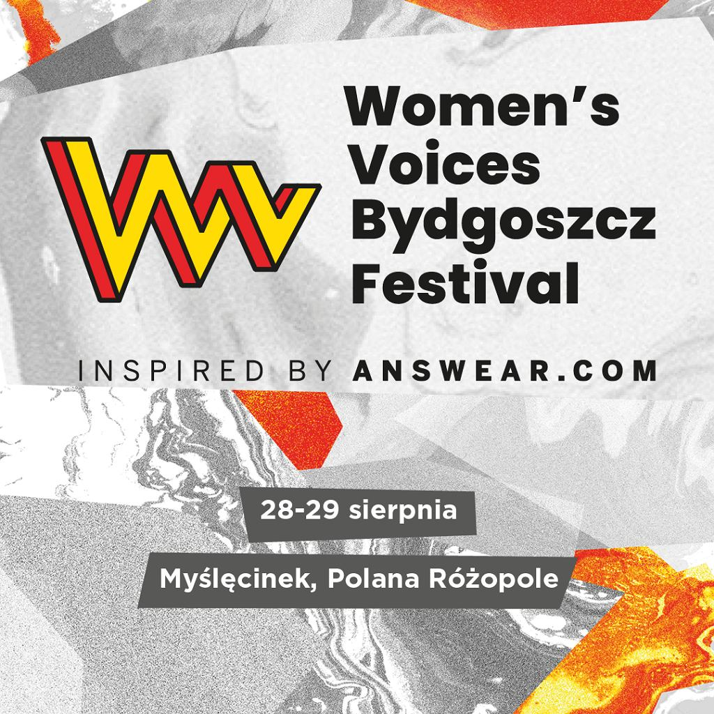 Women's Voices Bydgoszcz Festival inspired by Answear.com