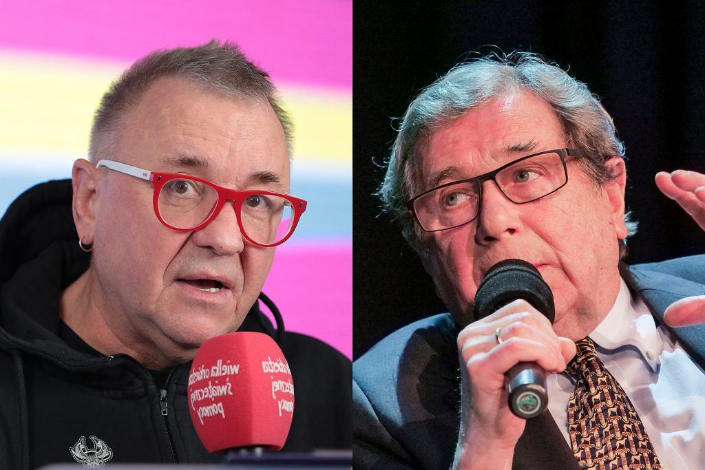 Jerzy Owsiak, Janusz Gajos
