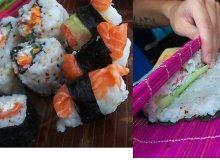 Domowe sushi - ugotuj