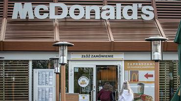 Sanepid szuka klientów restauracji McDonald's w Dąbrowie Górniczej (zdjęcie ilustracyjne)
