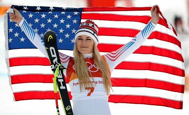 Narciarstwo alpejskie. Lindsey Vonn kontuzjowana, nie wystąpi w Lake Louise