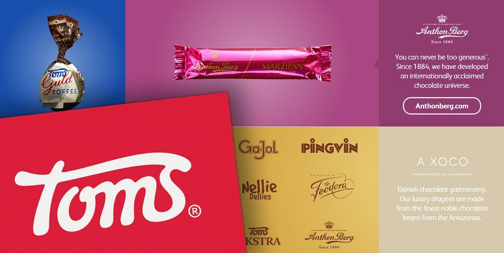 Toms Group, największy duński producent słodyczy, inwestuje w Polsce