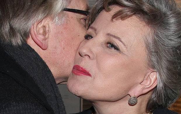 Krystyna Janda i Andrzej Seweryn