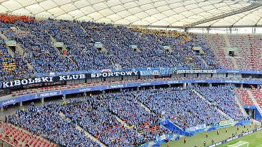 Stadion Narodowy przed finałem Pucharu Polski Lech Poznań - Legia Warszawa