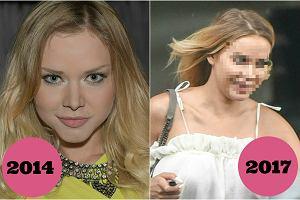 Ola Ciupa karierę zrobiła jako seksowna blondynka z teledysków i występów Donatana. Choć wciąż nie można jej odmówić urody, na zdjęciach zrobionych jej z ukrycia przed paroma dniami celebrytka wygląda nieco inaczej niż na tych z imprezy czy z Instagrama. Czy tylko nam wydaje się, że jej twarz ostatnio się zmieniła?