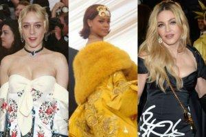 Chloe Sevigny, Rihanna, Madonna