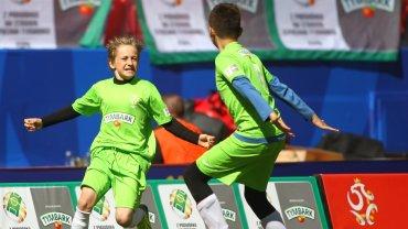 Piłkarki ze Skawiny w Pucharze Tymbarku