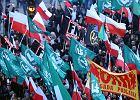 250 tys. uczestników, neofaszyści z Włoch i spalona flaga UE [PODSUMOWANIE MARSZU W WARSZAWIE]