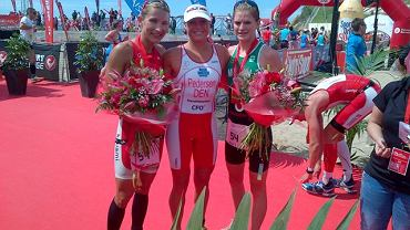 Maria Cześnik zdobyła brązowy medal Mistrzostw Europy w triathlonie