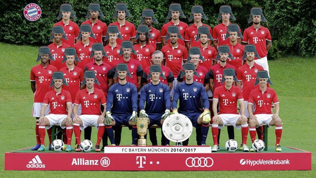 FK Rostów proponuje piłkarzom Bayernu założenie uszanek przed meczem Ligi Mistrzów w Rosji