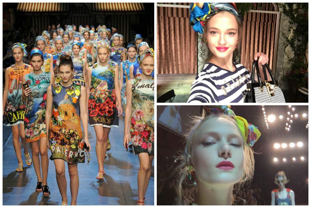 Dolce & Gabbana wiosna-lato 2016