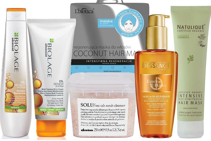 Jesienne nowości do pielęgnacji włosów