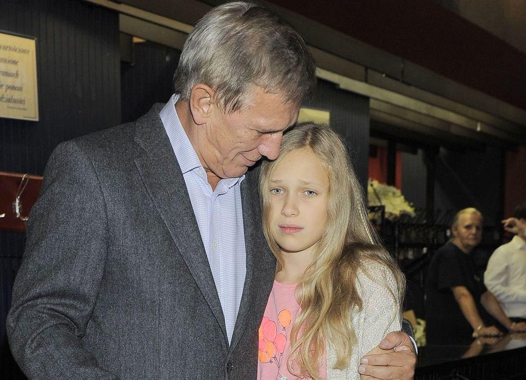 Jan Englert, Helena Englert 2012 rok