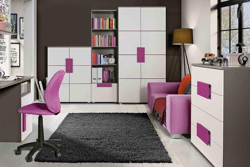 Fotel biurowy do pokoju dziecka.