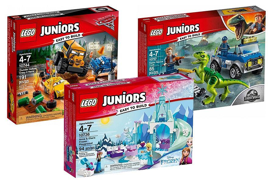 LEGO Juniors - dla młodszych dzieci