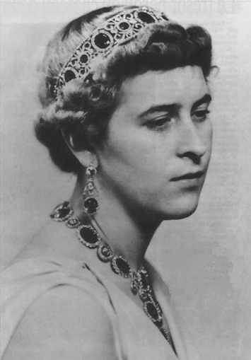 Zofia - księżna Grecji i Danii