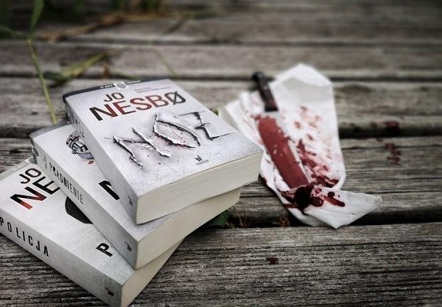Jo Nesbo, Nóż