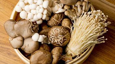Czy kobieta w ciąży może jeść grzyby? Tak!  Obecnie specjaliści przekonują, że grzyby zawierają wiele cennych składników odżywczych. Zdjęcie ilustracyjne