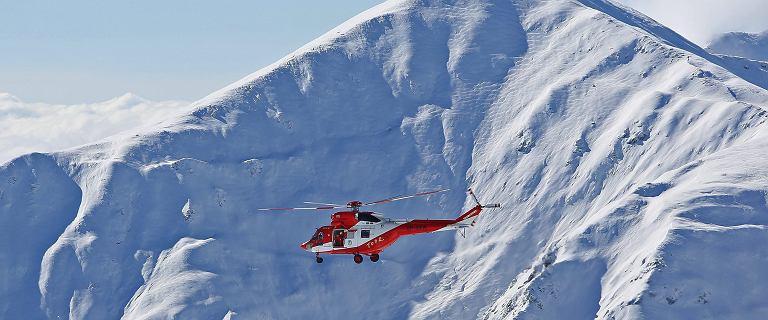 Tragedia w Tatrach. Turysta spadł w przepaść na szlaku prowadzącym na Rysy