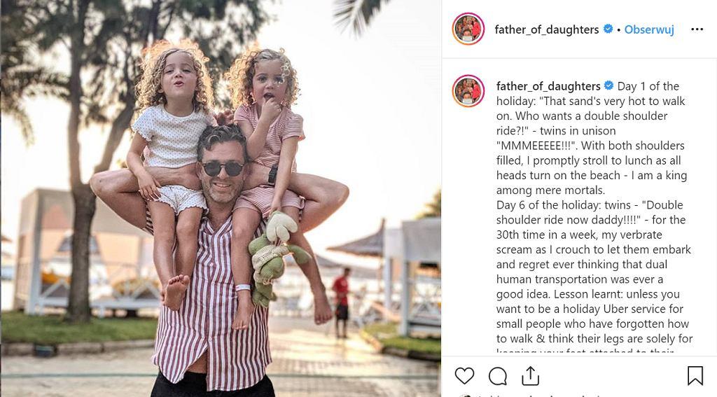 Rola ojca w wychowaniu dziecka jest bardzo ważna.