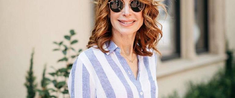 Te bluzki dla 50-tek pięknie leżą na każdej sylwetce! Idealne, klasyczne modele na lato