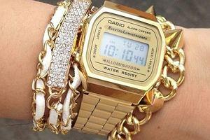 Retro zegarki Casio teraz w świetnej cenie. Najlepsze modele dla kobiet