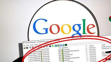 Google skanuje pliki na komputerach z Windows. Ale tylko niektóre