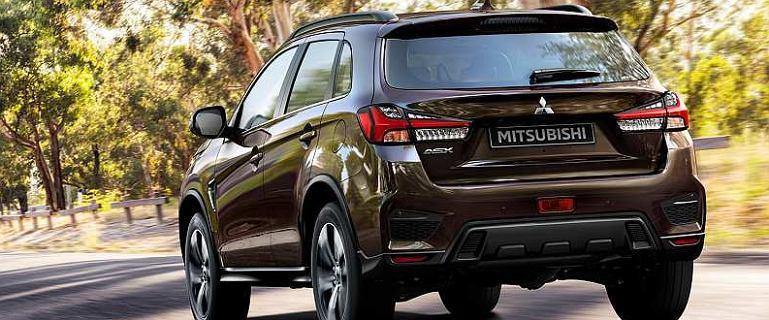 Popularny SUV w nowej odsłonie - debiutuje Mitsubishi ASX. Czym zaskakuje?