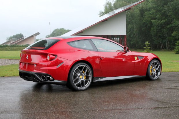Novitec Ferrari FF