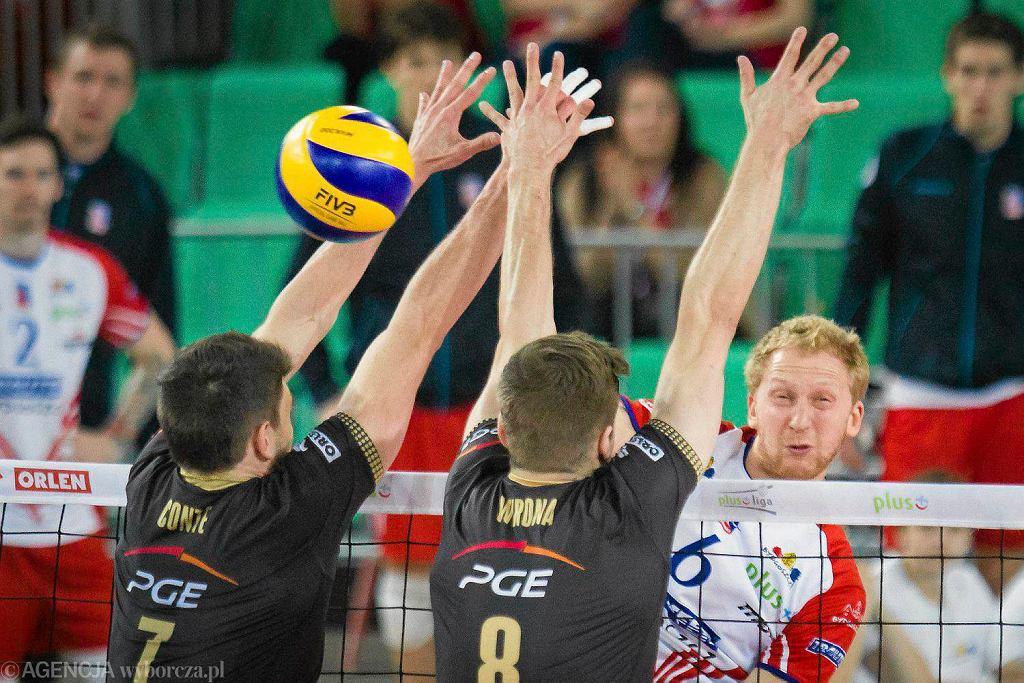 Transfer Bydgoszcz - PGE Skra Bełchatów 0:3