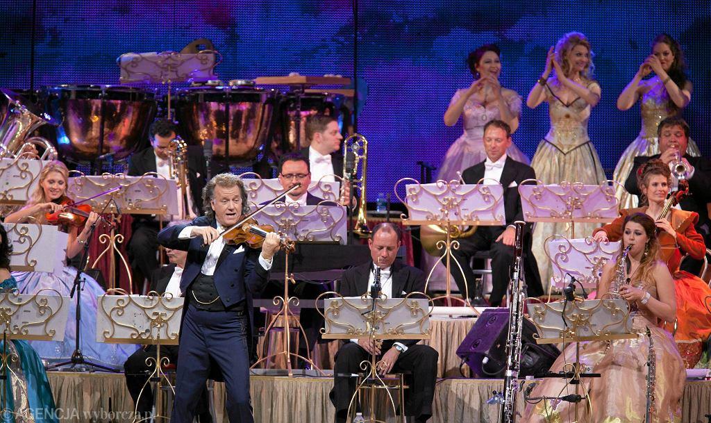 Koncert Andre Rieu i jego orkiestry / Fot. Małgorzata Kujawka / Agencja Gazeta
