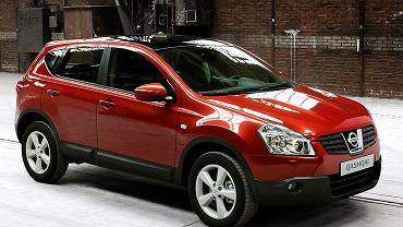 Nissan Qashqai I (2007-2008)