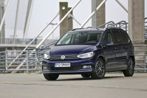 Volkswagen Touran | Ceny w Polsce | Minivan już w salonach