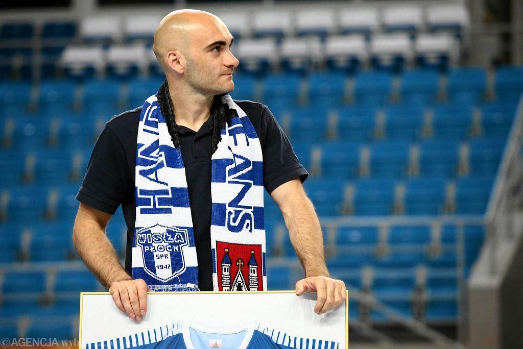 Pożegnanie zawodników i trenera Orlen Wisły Płock