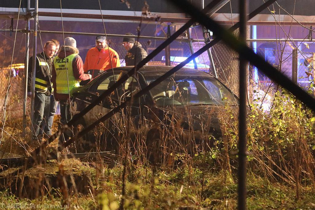 Policyjny pościg i strzały na ulicach Zakopanego. Kierowca pędził 140 km/h
