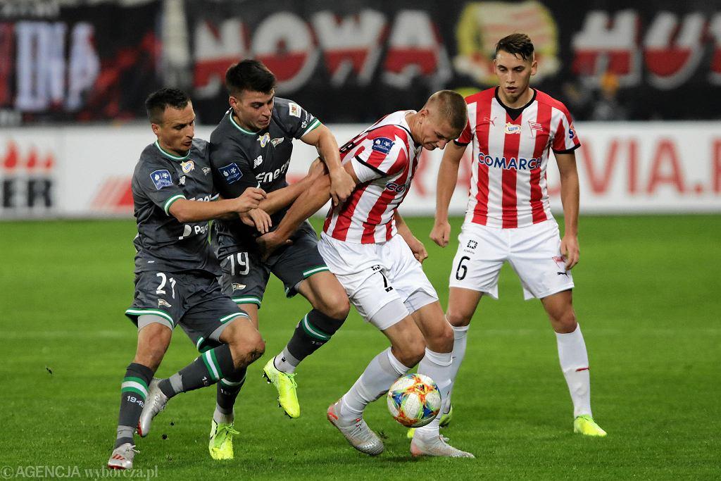 Cracovia -Lechia Gdańsk 1:0