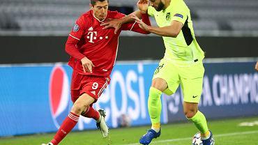 Bayern brutalny, a Lewandowski dyskretny.