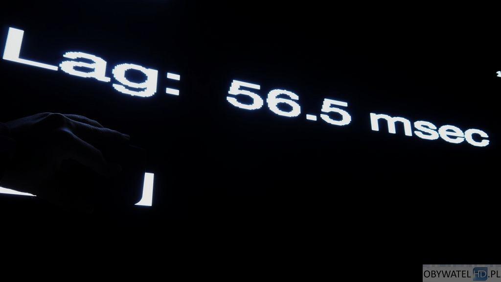 LG EG960V OLED 4K - input lag