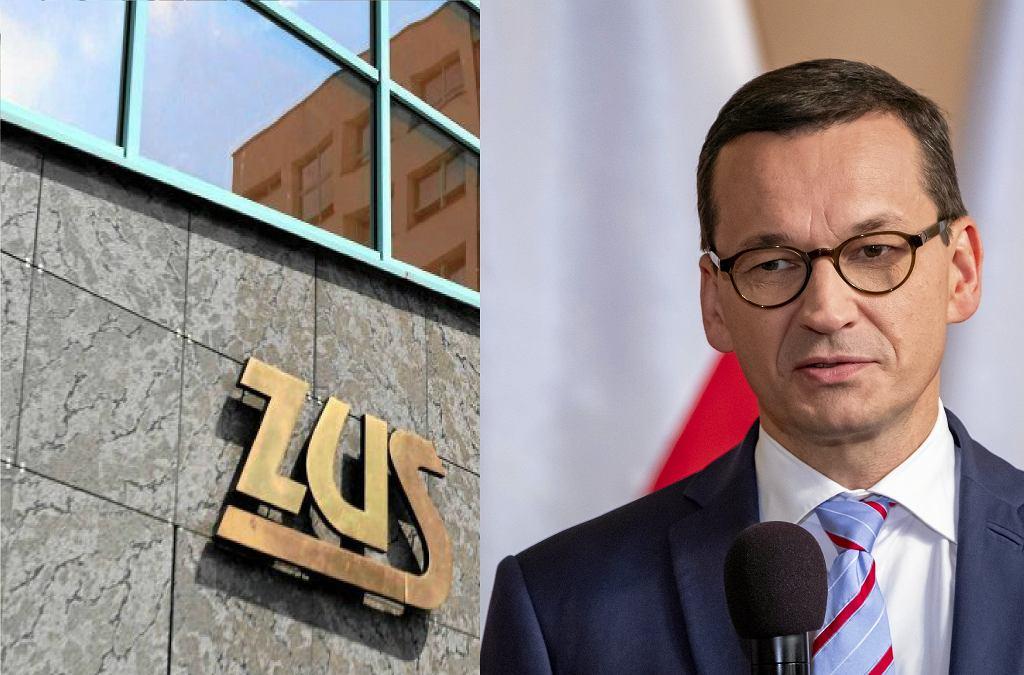 Wnioski w sprawie małego ZUS przyjmowane do wtorku 8 stycznia. Chyba, że premier Mateusz Morawiecki zmieni zdanie