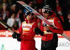 Skoki narciarskie. Przewaga Polski nad Niemcami znowu stopniała. Jest już minimalna