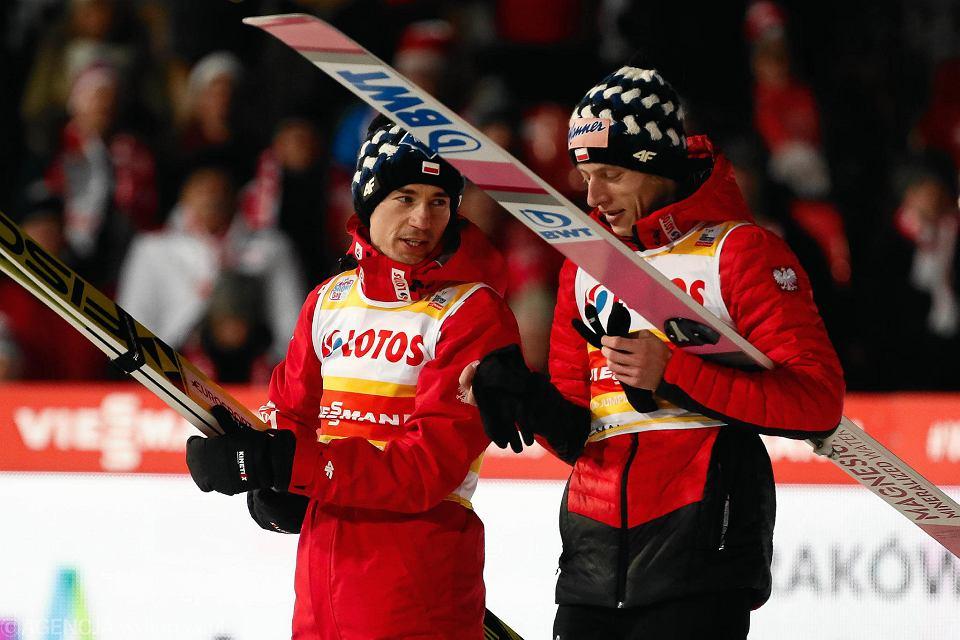 Skoki narciarskie w Zakopanem. Kto wygra w niedzielę? Kamil Stoch? Dawid Kubacki?