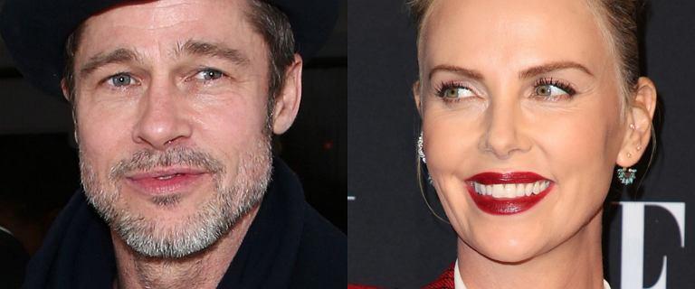 Brad Pitt i Charlize Theron mają romans? Są pierwsze dowody