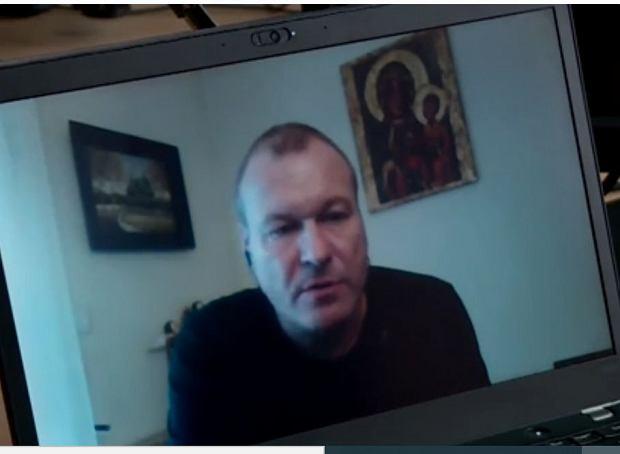 Jeden z pacjentów Włodzimierza Bodnara, który wystąpił w programie TVN Uwaga, bo wierzy, że jego życie było zagrożone i pomógł mu lek zastosowany przez lekarza.