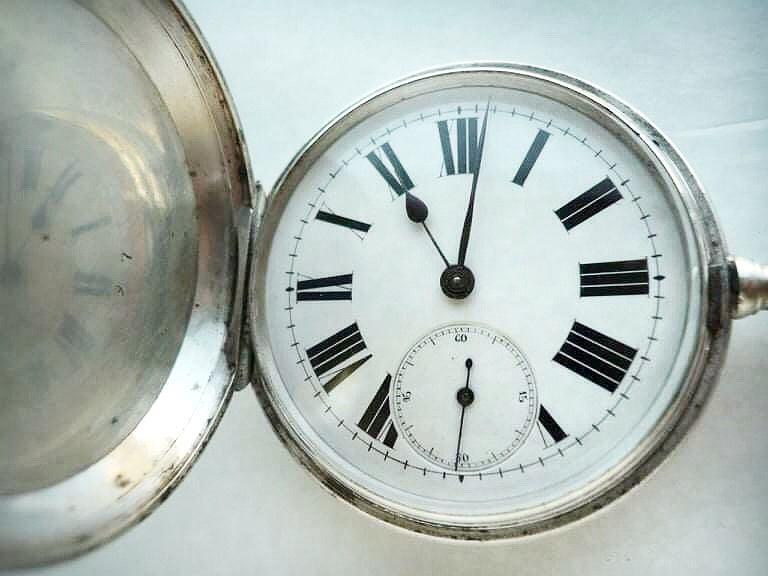 Tak wygląda najstarszy zegarek Longines w Polsce - pochodzi z 1871 roku.